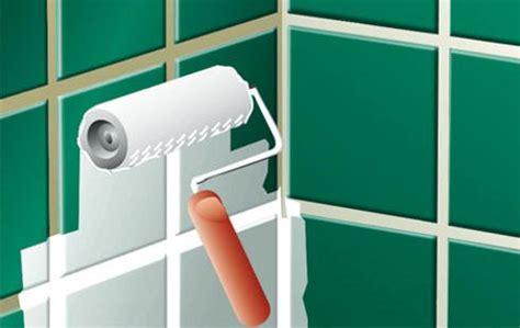 Fliesen Lackieren Ohne Schleifen by Fliesen Streichen Neues Bad Im Schnellverfahren Das Haus