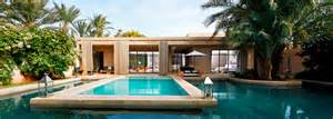 Moroccan Style Bedroom pool villa 5 star holidays marrakech palais namaskar