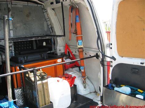 vendo officina mobile vendo fiat scudo allestito officina mobile rally