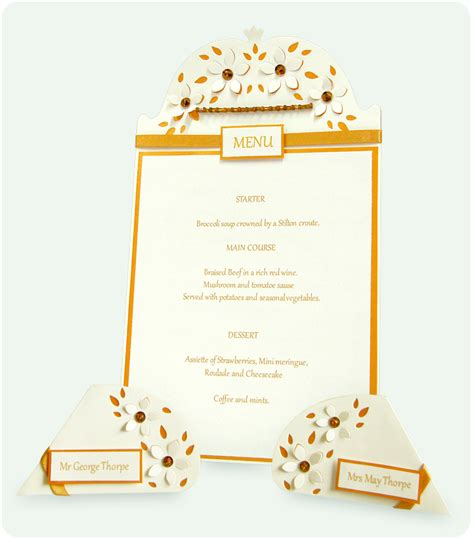 make your own menu cards katy sue designs limited create your own menu name cards