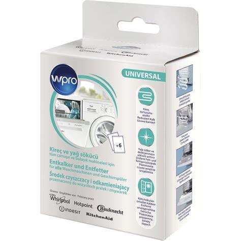 Entkalker F R Die Waschmaschine 775 by Entkalker F 252 R Waschmaschinen Und Geschirrsp 252 Ler 6er Pack