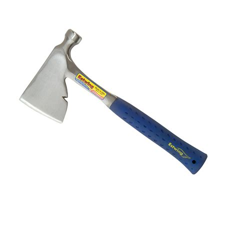 estwing hatchet estwing e3 2h solid steel carpenters hatchet with