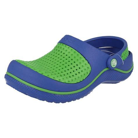 crocs childrens sandals childrens crocs summer sandals crosmesh clog ebay