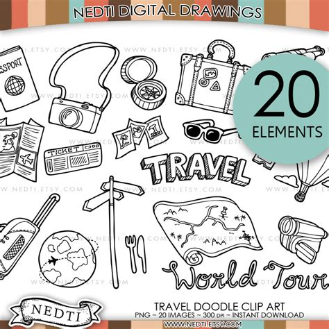 clipart viaggi travel clip borders clipart panda free clipart images
