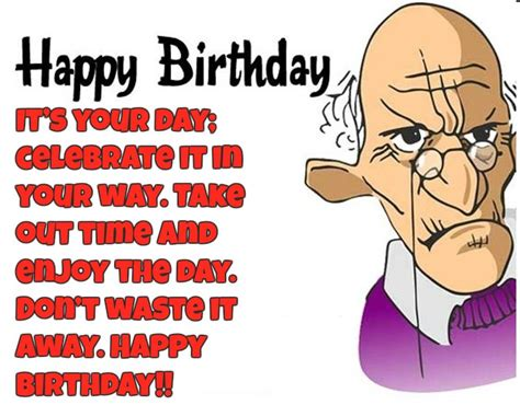 Birthday Funny Wishes for Friends with Images   Male & Female