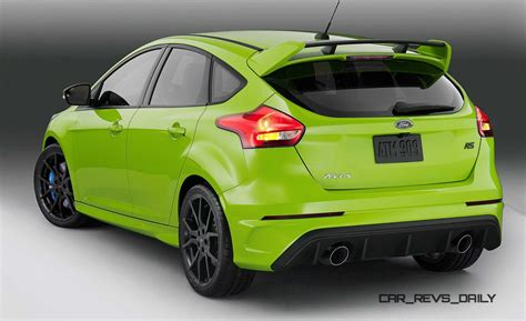 ford focus rs colors 2016 ford focus rs digital colorizer