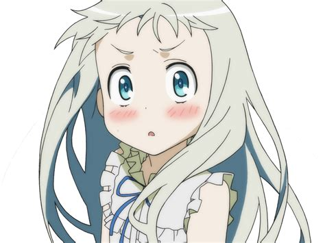 reddit anime anohana menma ano hana render by roku on deviantart