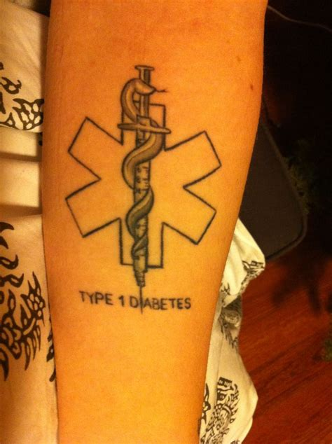 medical symbol tattoo designs 25 best ideas about alert on
