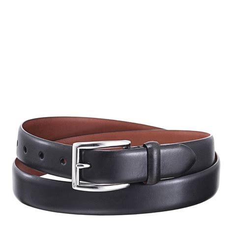 polo ralph s leather belt black ebay