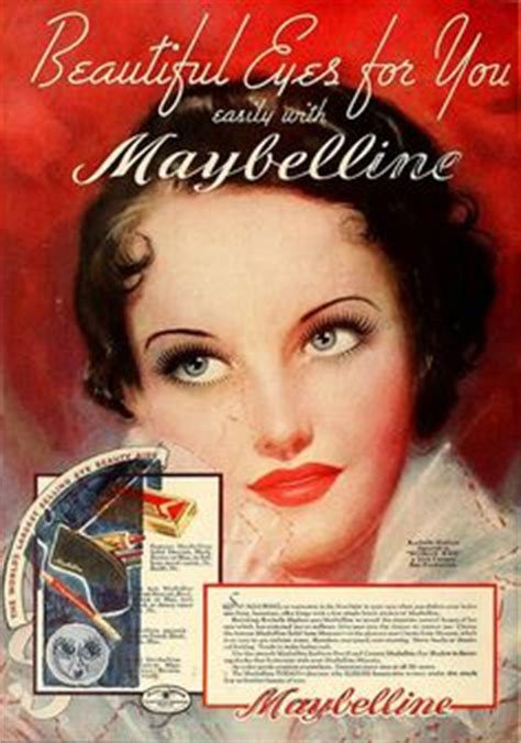 Maybelline In Motion Classic Free Maybelline 3in1lashblast 1000 ideas about vintage makeup ads on