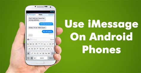 imessage on android apk collnet how to use imessage on android phones