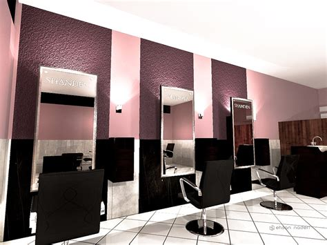 design interior salon rumahan beauty salon interior design by ehsan naderi at coroflot com