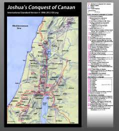 joshua map commentary on joshua 1 2 rahab and the spies tough