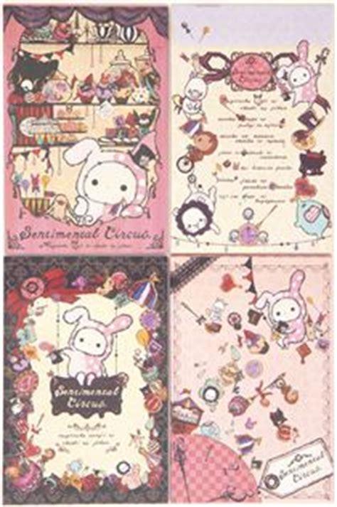 imagenes de sentimental circus kawaii sentimental circus letter paper set from japan