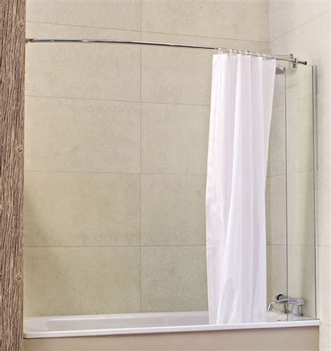 fixed bath shower screens luxury shower enclosures and shower doors showers