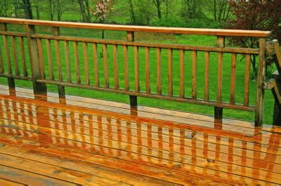 deck railing options | lovetoknow