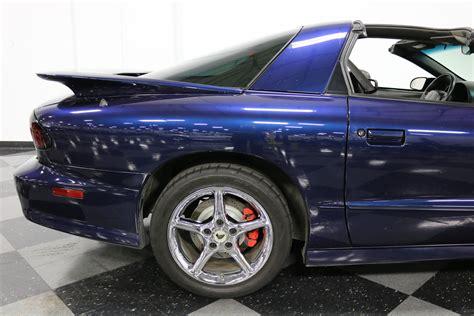 2002 Pontiac Firehawk For Sale by 2002 Pontiac Firebird Trans Am Firehawk For Sale 99737 Mcg