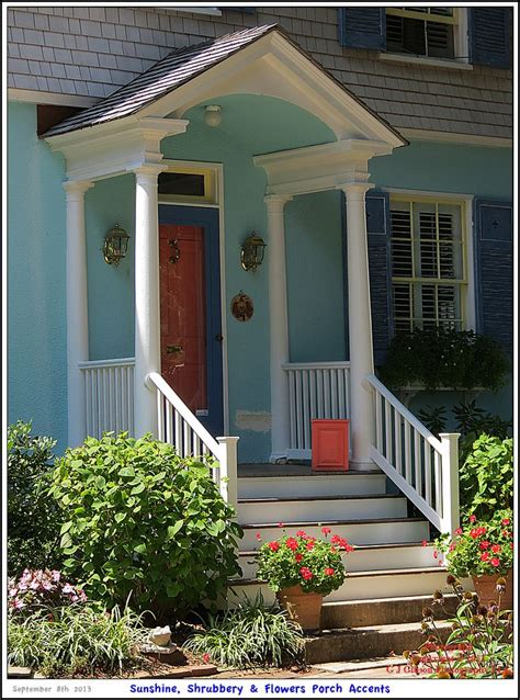 Colonial Front Porch Designs 42 Best Ideas About Exterior On Outdoor Wall Lantern Blue Front Doors And Window