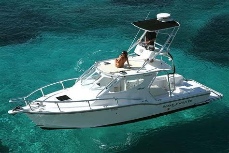 ocean boats research ocean master marine 336 sport cabin on iboats