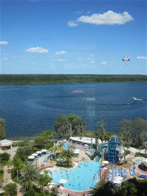 lake view picture of bay lake tower at disney's