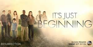 resurrection season 2 will abc show be renewed or ew community ew com