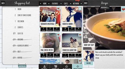 app di cucina gratis nonapkin l app di cucina con le ricette fotografiche