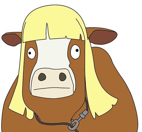 Johansson Goes Moo by Moolissa Bob S Burgers Wiki Fandom Powered By Wikia