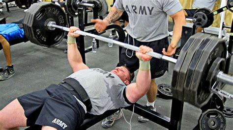400 pound bench press is a 300 pound bench rare t nation