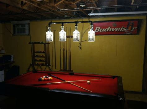 pool table bar lights 26 best images about bar projects on o