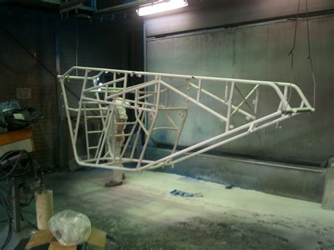 spray painter thomastown sprint car chassis ada powder coatings pty ltd