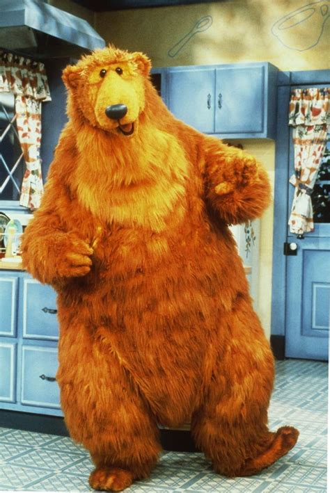 bear big blue house bear in the big blue house bear sense pictures to pin on pinterest pinsdaddy