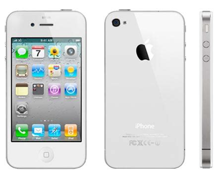 retailers gearing up for white iphone 4 release | the