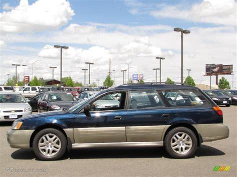 dark blue subaru 2000 dark blue pearl subaru outback wagon 30367882