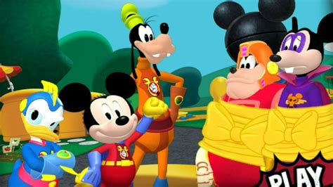 Surpet Mickey Mouse mickey mouse clubhouse adventure entire superheroes