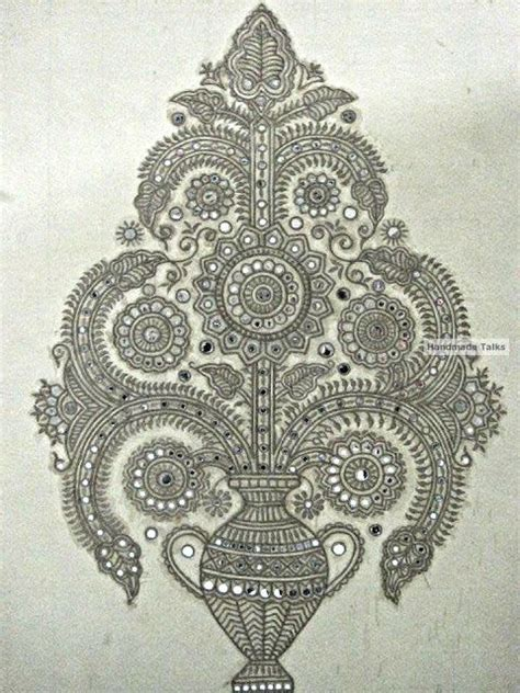 pattern magic gandhi 35 best images about lippan designs with mirrors and