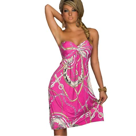 bohemian european style dress quality low price