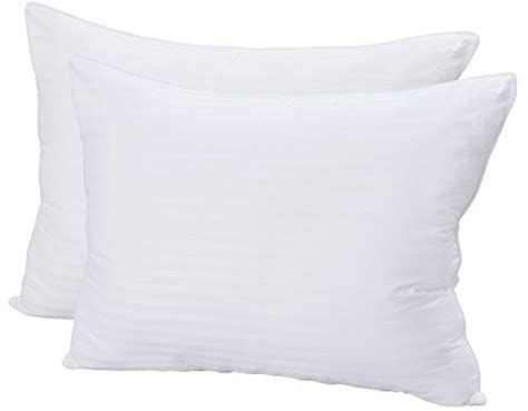 Fiber Filled Pillows by Utopia Bedding Plush Gel Fiber 3d Hollow Siliconized