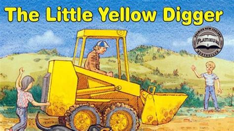 the digger s books the the yellow digger stuff co nz