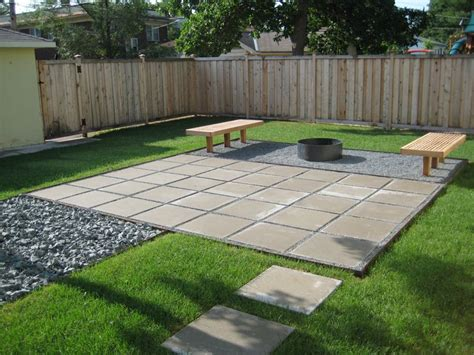diy paver patio with grass paver patio grass and gravel our back shed gardening grasses patios