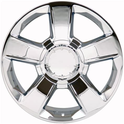 Truck Wheels Preç O Chevrolet Tahoe Wheel Chrome 20x8 5