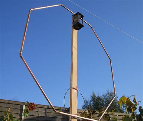 Garden Building Plans by Magnetic Loop Antennas M0ukd Amateur Radio Blog