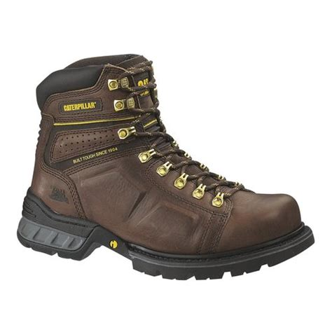 cat footwear s endure steel toe work boots academy