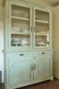 kitchen hutch furniture how to make a new piece of furniture look old with paint and distressing kitchen hutch reveal