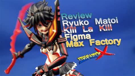 Figma Kill La Kill Ryuko Matoi Figure Max Factory Japanese Anime From review ryuko matoi kill la kill figma max factory figure analisis espa 241 ol