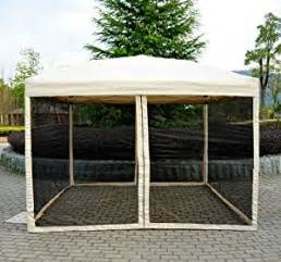Simple Canopy by Amazon Com Outsunny Easy Pop Up Canopy Tent With Mesh