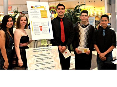 Corpse To Promote Safe Prom by East County Youth Coalition Promoting A Safe And Sober