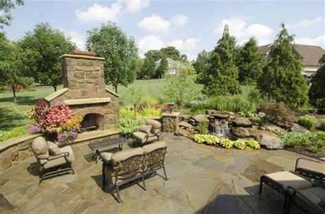 Tuscan Backyard Landscaping Ideas Tuscan Backyard Terrace Landscaping Network