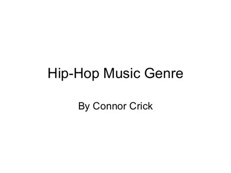 genre rap hip hop hip hop music genre