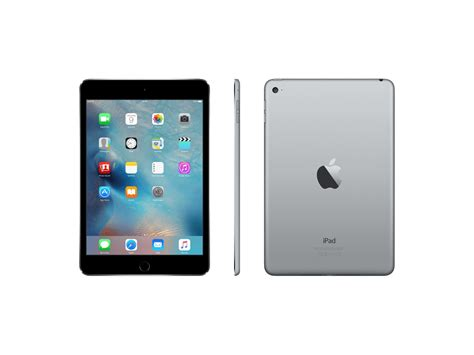 Mini 4 Apple apple mini 4 wifi 64gb space gray tablet checkbuy nl