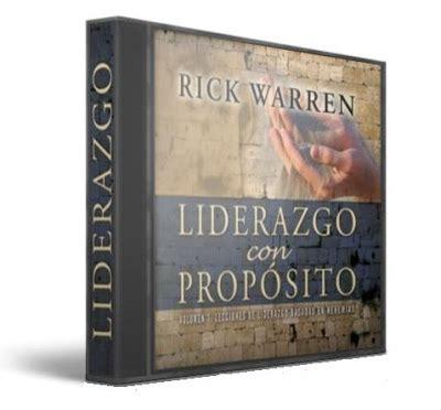 leer libro liderazgo con propostio lecciones de liderazgo basadas en nehemias gratis descargar liderazgo con proposito rick warren audiolibro que de libros